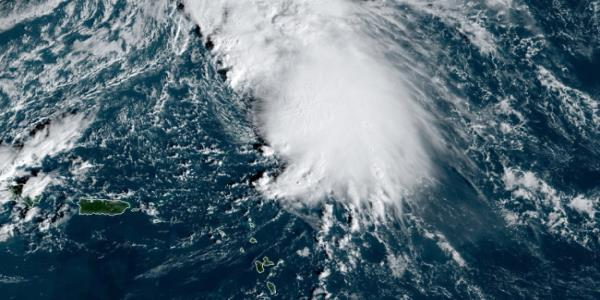 Sebastien may become 1st S hurricane in Atlantic since Sandy