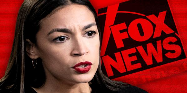 AOC explains why she wont go on Fox News: Unmitigated racism