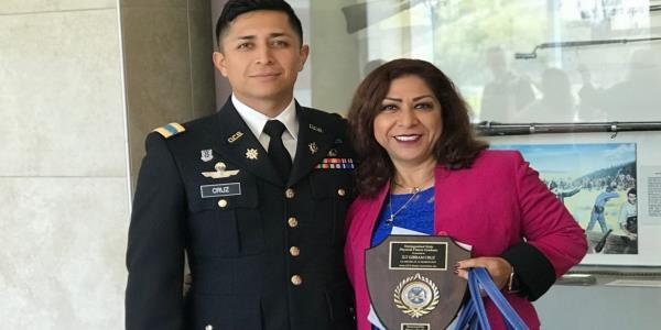 Army Officer Rushes Home to See Mom—Before She Is Deported to Mexico