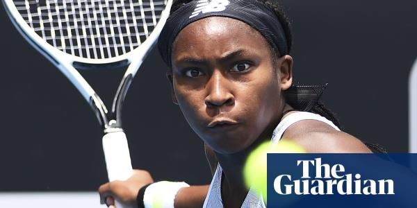 Australian Open draw: Coco Gauff faces Venus Williams reunion in first round