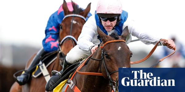 Talking Horses: Brian Hughes to ride clear in jockeys championship race