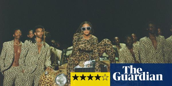 Black Is King review – Beyoncé's love song to the black diaspora