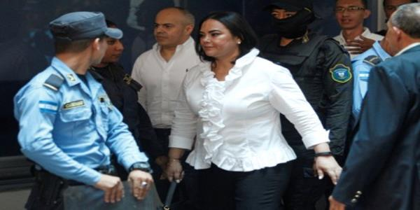 Former first lady of Honduras sentenced to 58 years in jail