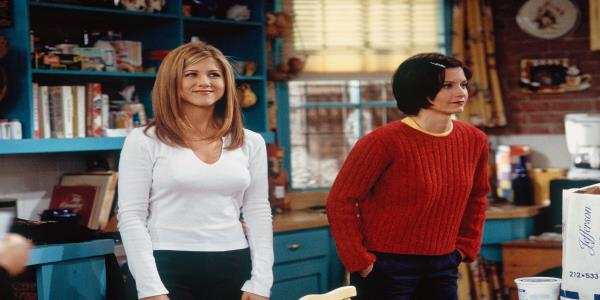 Friends Scriptwriters Were Banned From Using The Word Condom – But Is Todays TV Any Better?