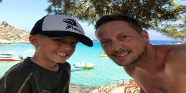 This 8-Year-Old Is Doing An 8-Hour Penalty Shoot-Out For His Dad Who Has Testicular Cancer
