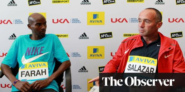 Alberto Salazar insists he never misled Mo Farah at Nike Oregon Project