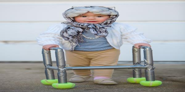 Spaghetti Meatball Baby – And 5 Other Kid Halloween Costumes That Deserve Awards