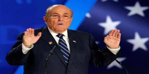 Why Giuliani Eyed 2 Ukrainian Oligarchs for Help in Digging Dirt