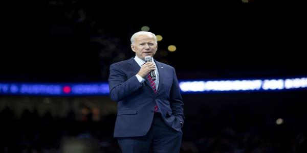 Biden Says He Won't Appear at Impeachment: Campaign Update