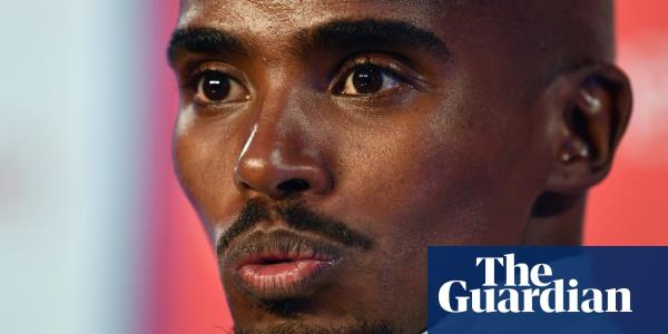 UK agency wants 'credible evidence' before handing over Mo Farah samples