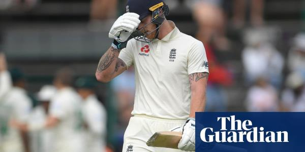 Ben Stokes facing disciplinary action after foul-mouthed altercation with fan