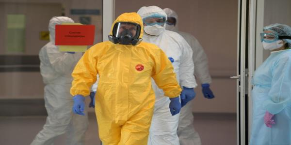 Russia has no clear picture of extent of virus outbreak: official