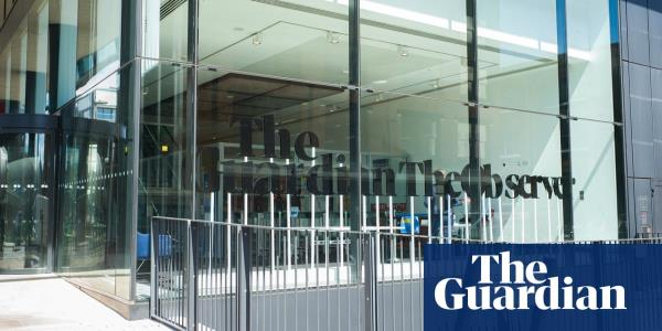 Guardian Media Group to voluntarily return £1.6m of furlough money